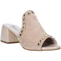 Sko Dame Tøfler Grace Shoes 1576006 Beige