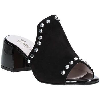 Sko Dame Tøfler Grace Shoes 1576006 Sort