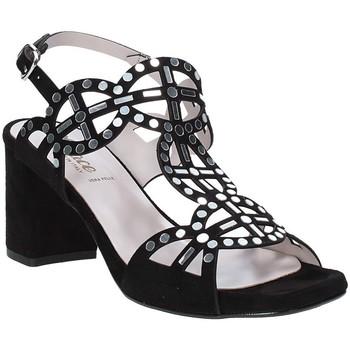 Sko Dame Sandaler Grace Shoes 116002 Sort