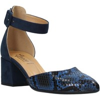 Sko Dame Sandaler Grace Shoes 774005 Blå