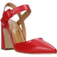 Sko Dame Sandaler Grace Shoes 962G006 Rød