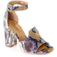 Sko Dame Sandaler Grace Shoes 018N026 Brun