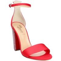 Sko Dame Sandaler Grace Shoes 1569 Rød