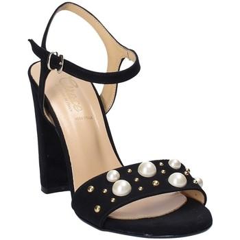 Sko Dame Sandaler Grace Shoes 1396 Sort