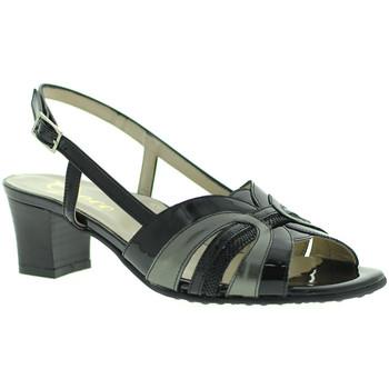Sko Dame Sandaler Grace Shoes E5080T Sort
