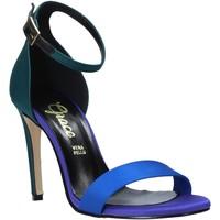 Sko Dame Sandaler Grace Shoes 018Y037 Grøn