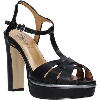 Sko Dame Sandaler Grace Shoes 5753007 Sort