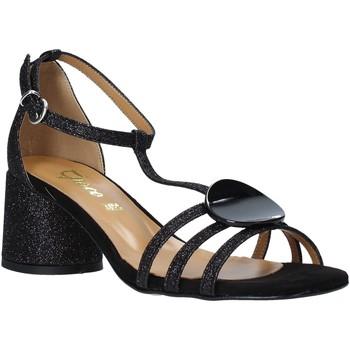 Sko Dame Sandaler Grace Shoes 123011 Sort