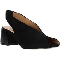 Sko Dame Sandaler Grace Shoes 1576002 Sort
