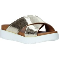 Sko Dame Tøfler Bueno Shoes 9N3408 Guld