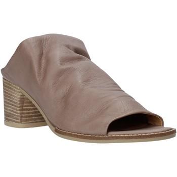 Sko Dame Tøfler Bueno Shoes N6103 Grå