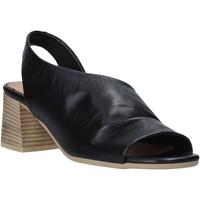 Sko Dame Sandaler Bueno Shoes N1300 Sort