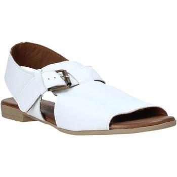 Sko Dame Sandaler Bueno Shoes 9L2700 hvid