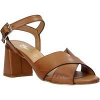 Sko Dame Sandaler Grace Shoes 380045 Brun