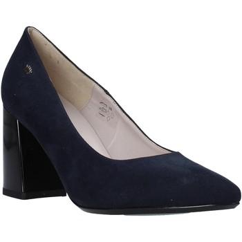 Sko Dame Højhælede sko Comart 632517 Blå
