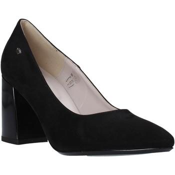 Sko Dame Højhælede sko Comart 632517 Sort