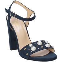 Sko Dame Sandaler Grace Shoes 1396 Blå