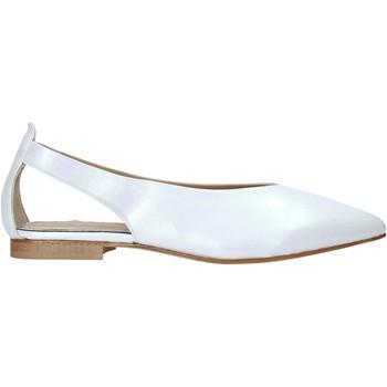Sko Dame Sandaler Mally 6817 hvid