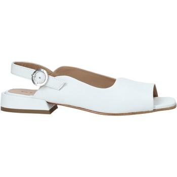 Sko Dame Sandaler Mally 6826 hvid