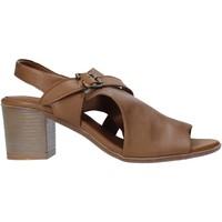Sko Dame Højhælede sko Bueno Shoes 9L102 Brun