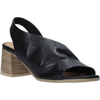 Sko Dame Sandaler Bueno Shoes 9N1300 Sort
