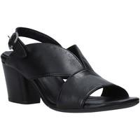 Sko Dame Sandaler Bueno Shoes N2603 Sort