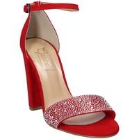 Sko Dame Sandaler Grace Shoes 1388 Rød