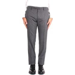 textil Herre Habit bukser Incotex 1T0030 1721T Grey