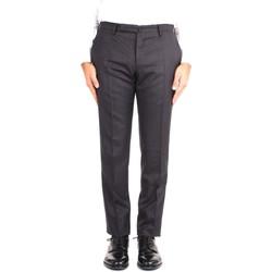 textil Herre Habit bukser Incotex 1T0030 1394T 931 Grey