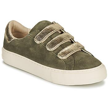 Sko Dame Lave sneakers No Name ARCADE STRAPS Kaki