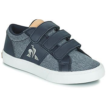 Sko Herre Lave sneakers Le Coq Sportif VERDON CLASSIC PS Blå