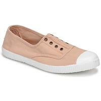 Sko Dame Lave sneakers Victoria INGLESA ELASTICO Beige