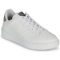 Sko Dame Lave sneakers Victoria SIEMPRE VEGANA META Hvid