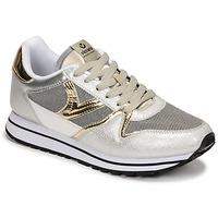 Sko Dame Lave sneakers Victoria COMETA REJILLA Sølv / Guld