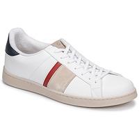 Sko Herre Lave sneakers Victoria TENIS VEGANA DETALLE Hvid / Blå