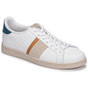 Sko Herre Lave sneakers Victoria TENIS VEGANA DETALLE Hvid