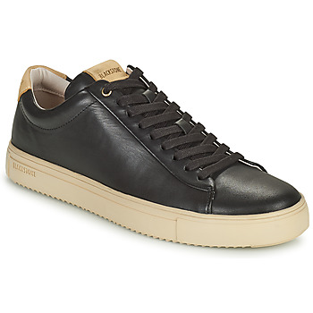 Sko Herre Lave sneakers Blackstone VG02 Sort