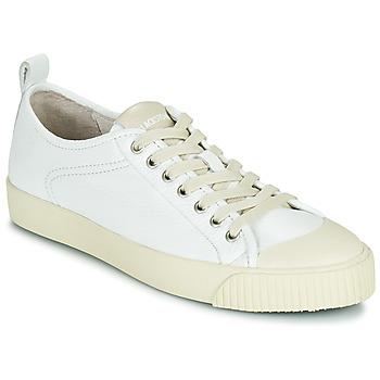 Sko Dame Lave sneakers Blackstone VL61 Hvid