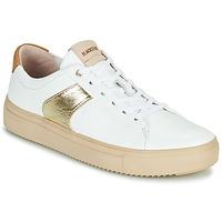 Sko Dame Lave sneakers Blackstone VL57 Hvid