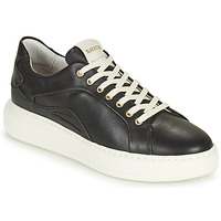 Sko Dame Lave sneakers Blackstone VL85 Sort