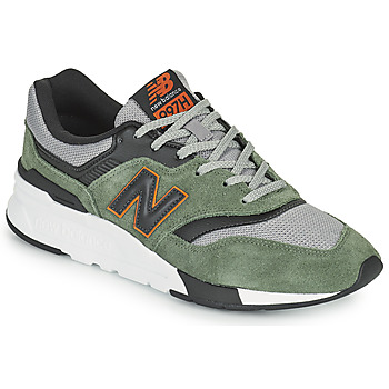 Sko Herre Lave sneakers New Balance 997 Kaki / Orange