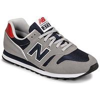 Sko Herre Lave sneakers New Balance 373 Grå / Blå / Rød