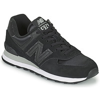 Sko Dame Lave sneakers New Balance 574 Sort