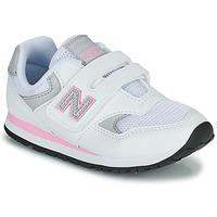 Sko Pige Lave sneakers New Balance 393 Hvid / Pink
