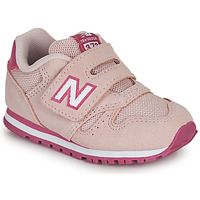 Sko Pige Lave sneakers New Balance 373 Pink