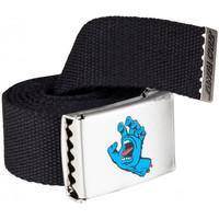 Accessories Herre Bælter Santa Cruz Screaming mini hand belt Sort