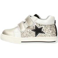 Sko Pige Lave sneakers Balocchi 606224 Platinum