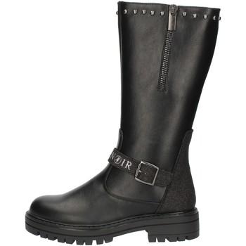 Sko Pige Chikke støvler Café Noir C785 Black