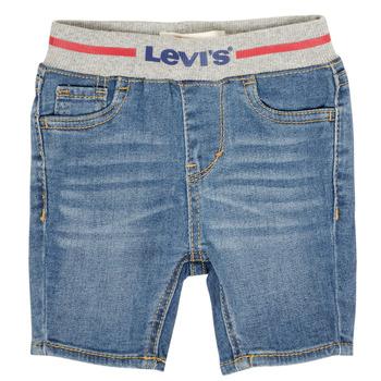 textil Dreng Shorts Levi's 6EB819-M0P Blå
