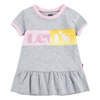 textil Pige Korte kjoler Levi's 1EC694-G2H Grå